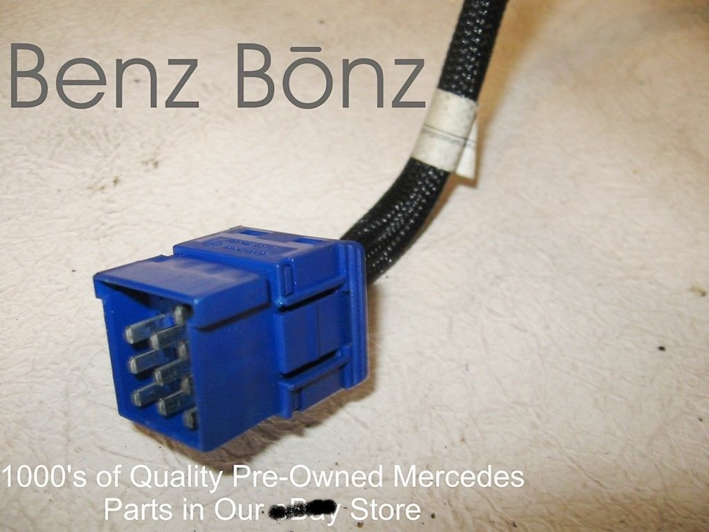 New Products Benzbonz Quality Pre Owned Mercedes Parts Details About W140 Engine Wiring Harness Wires Updated S Power Mirror Heated Cable Wire 300sd 1405409008