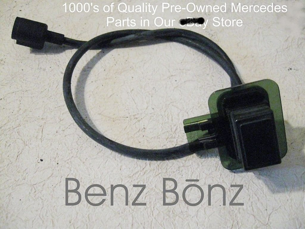 W140 300sd 93 Benzbonz Quality Pre Owned Mercedes Parts Details About Engine Wiring Harness Wires Updated S Infrared Trunk Remote Mb P N 1407600193