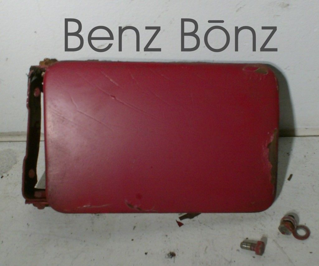 Sold Items Benzbonz Quality Pre Owned Mercedes Parts Delphi Wiring Harness Fuel Filler Door Convertible Roadster 450sl R107 W107
