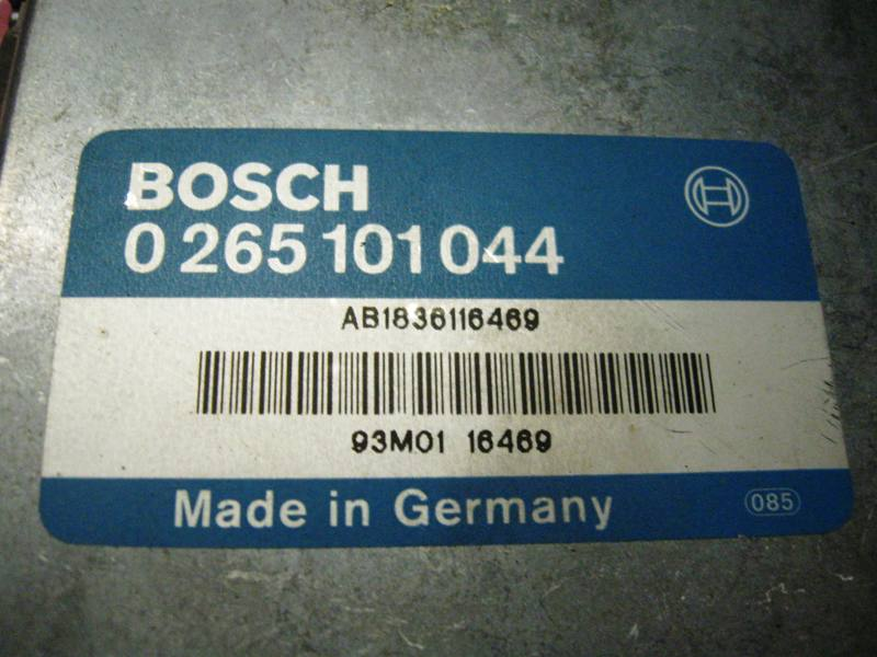 ABS Module Bosch 0265101044 Mercedes W140 0135459232 - Click Image to Close