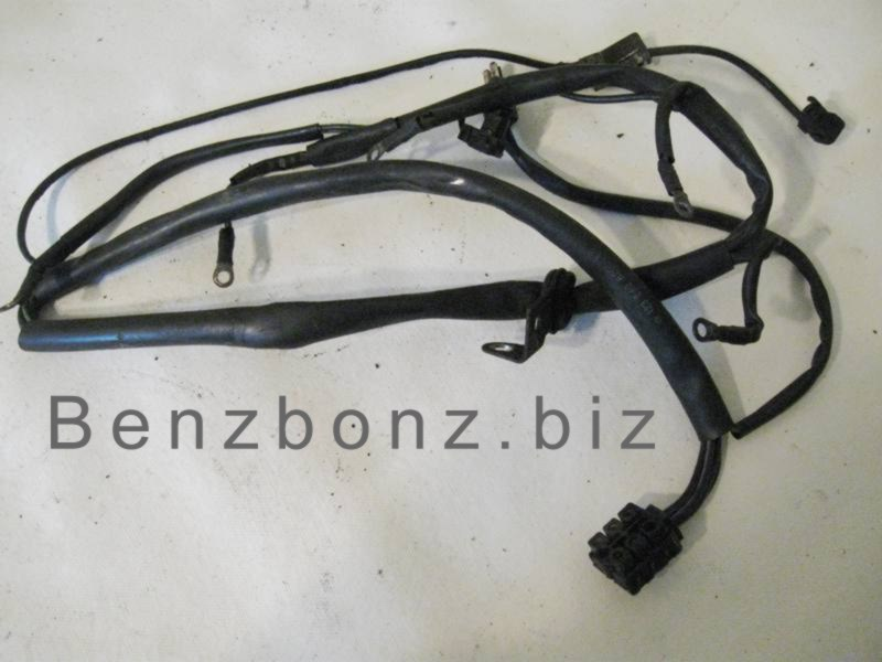 Wire Harness - Glow Plug Mercedes OM617 300D 300SD - $9.95 ...